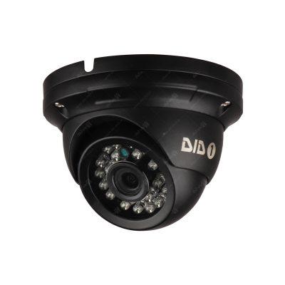 دوربین دام فلزی (مشکی) AHD 2MP مدل ۵۰۲۰ برند DID1