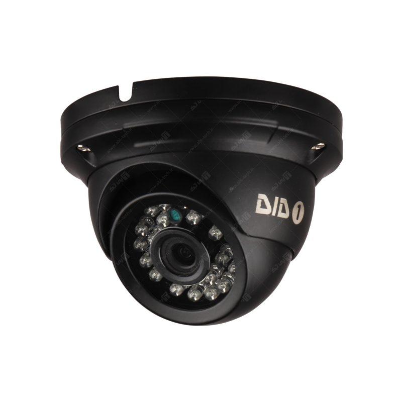 دوربین دام فلزی (مشکی) AHD 2MP مدل 5020 برند DID1