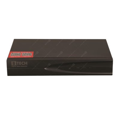 دی وی آر 8کانال AHDکیفیت1080NبرندB-TECH مدلV2-4008