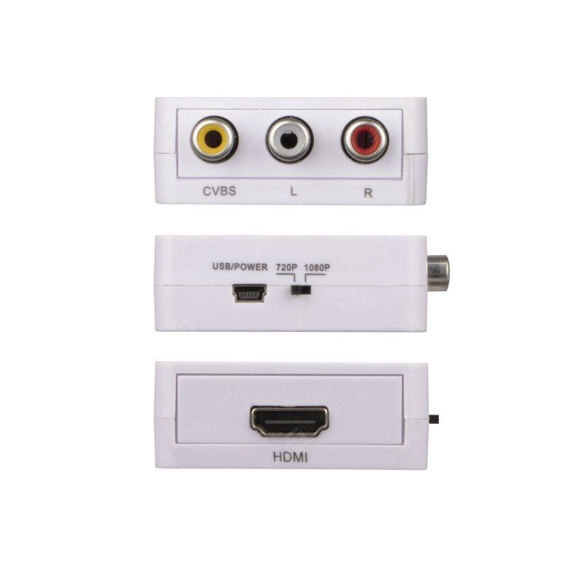 تبدیل باکس AV به HDMI