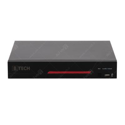 دستگاه NVR نه کانال کیفیت۵MP مدل ۷۱۰۹ برند B-TECH