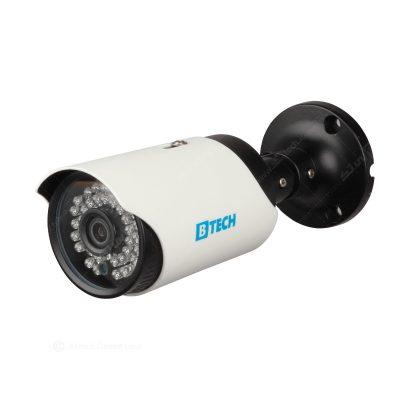 دوربین بولت AHD سوپر استارلایت کیفیت ۲MP مدل۱۳۶۴ برند B-TECH