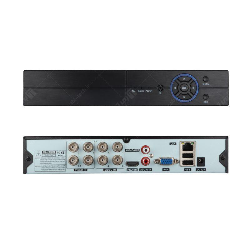 دستگاه 8 کانال AHD کیفیت 5MP مدل5184