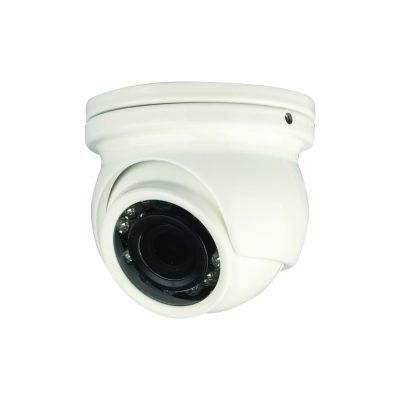 دوربین مینی دام آسانسوریAHD کیفیت ۲mp کیس فلزی سفید مدل ۸۵۳۶