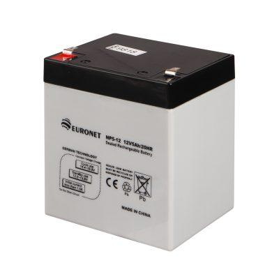 باتری ۵ آمپر برند EURO NET – 2020