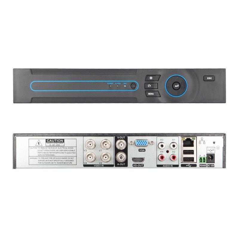 دستگاه 4 کانال AHD کیفیت 5MP مدل DV4005