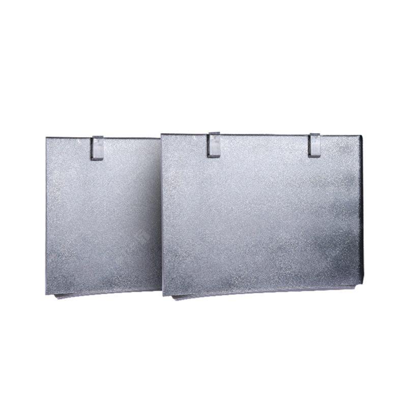 رک 9 یونیت عمق 60 فلزی درب بغل با سینی