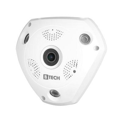 دوربین۳۶۰ درجه Fish Eye AHD کیفیت ۲MP مدل BT-600 برند BTECH