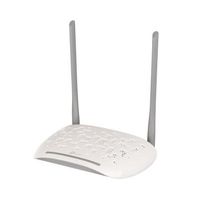 مودم روتر ADSL2 PLUS بی سیم مدل TD-W8961N برند TP-LINK