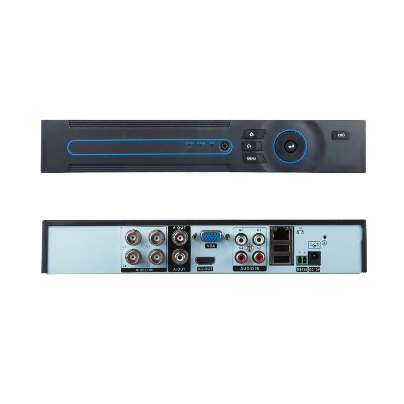 دستگاه 4 کانال AHD کیفیت 5MP مدل LDS7504