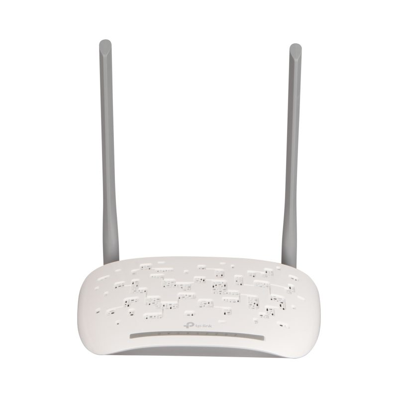 مودم روتر ADSL2 PLUS بی سیم مدل TD-W8916N برند TP-LINK