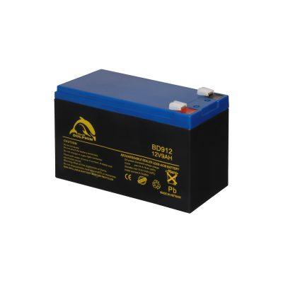 باتری ۹ آمپر برند BLUE DOLPHIN
