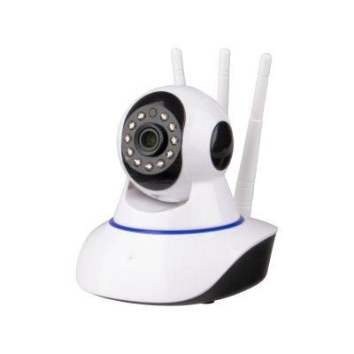 دوربین baby cam سه آنتن مدل Q5S-LAN نرم افزارV380