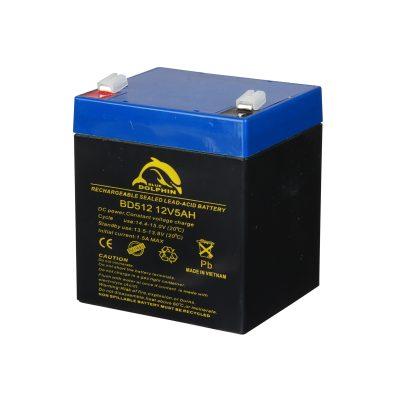 باتری ۵ آمپر برند BLUE DOLPHIN