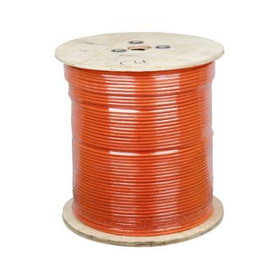کابل شبکه ۵۰۰متریCAT6-SFTP مغز مس ۰.۴۵برند NEXANS