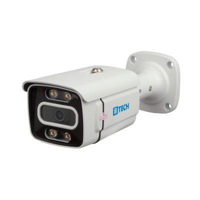 دوربین بولت AHD کیفیت2MP وارم لایت مدل BT-7658 برند B-TECH