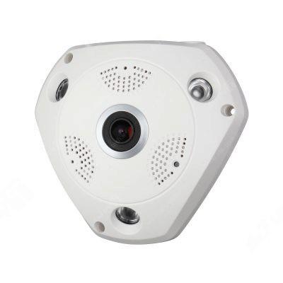 دوربین360 درجه Fish Eye-IP فلزی کیفیت3MP مدل 9021