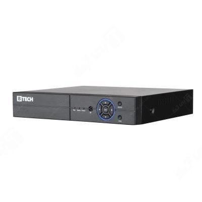 دستگاه 4 کانال AHD کیفیت 5MP مدل BT-1404 برند B-TECH